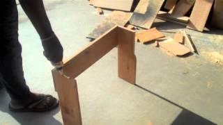 Outside Furniture Series--footstool