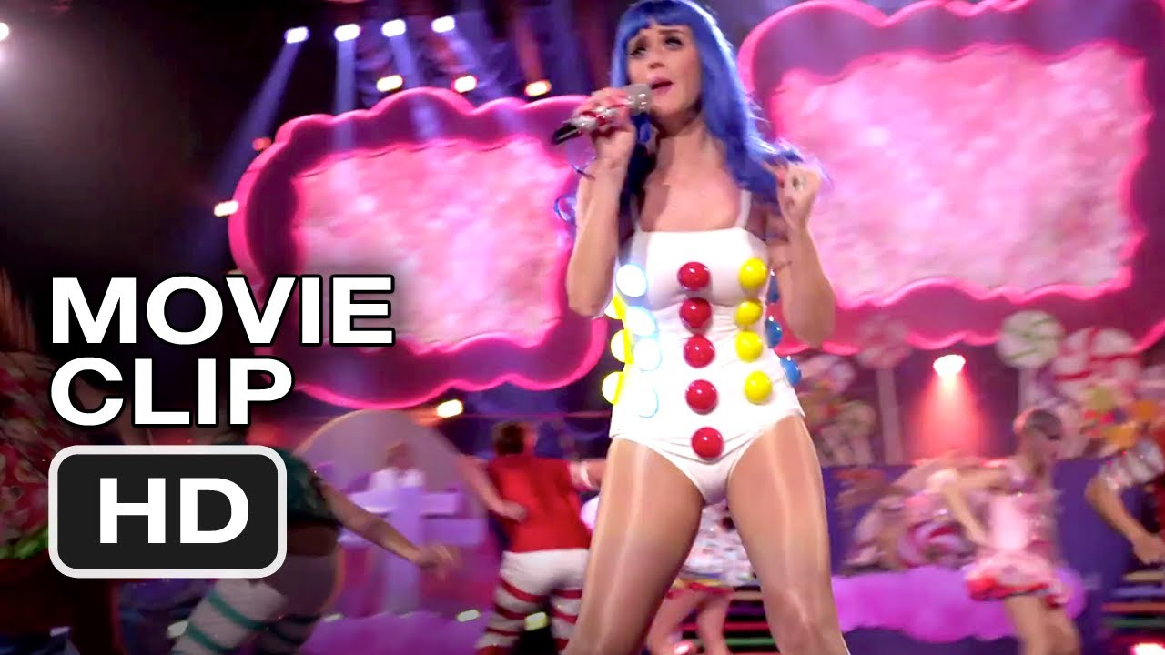 Katy Perry Part of Me ... Katy Perry Firework Movie