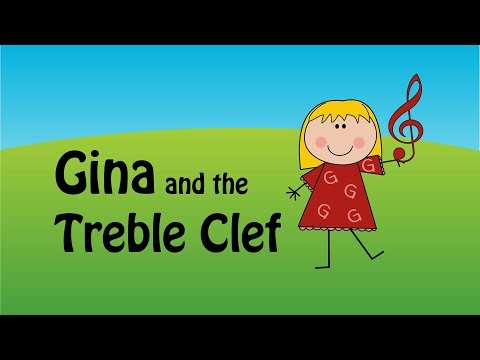Gina and the Treble Clef