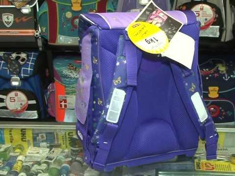 Лучший школьный рюкзак для первоклассника Deuter OneTwo - YouTube