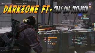 The Division Fighting Rogue Police Ft Jesimein and cray