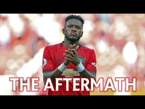 Can Fred Sort Midfield? | Man United 1-0 Leicester | The Aftermath: LIVE