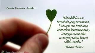 Kisah Cinta Julaibib @ikim.fm Ustaz Zahazan Mohamed