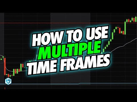 How To Use Multiple Time Frames