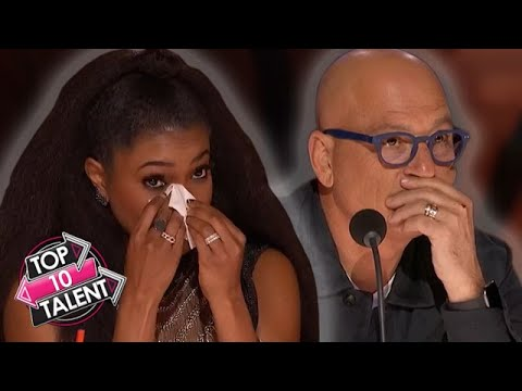 10 MOST HEARTWARMING Auditions EVER On Got Talent, X Factor And Idol!