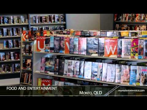 Freehold General Store/Food/newsagency + Residence Business for Sale - Monto, QLD