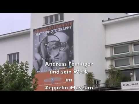 Andreas Feininger und sein Werk im Zeppelin-Museum in Friedrichshafen, 24.09.2010