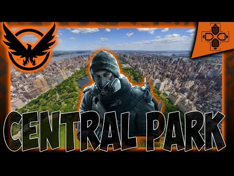 The Division | Central Park Leak | Update 1.6 | The Last Stand Data-Mining