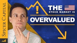 US Stock Market Is Overvalued 💥 Sign of the Coming Crash 📉