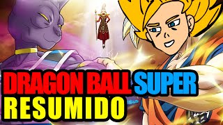 Dragon Ball Super Resumido