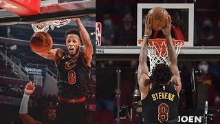 Hawks Give Up Wide Open Dunk Game Winner vs Cavs! 2020-21 NBA Season