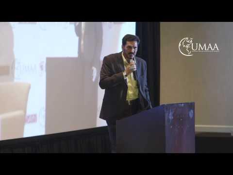 Noor Ali Noor-UMAA's 13th Annual Convention