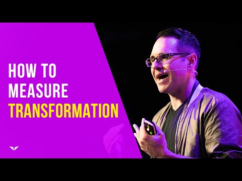 How To Measure Your Clients' Transformation by Jason Goldberg