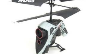 Air Hogs Hawk Eye overview, flight, & camera samples