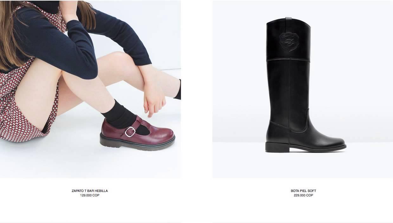 fb0eba70508 Catálogo Zapatos Zara Niña Colombia 2015 - YouTube