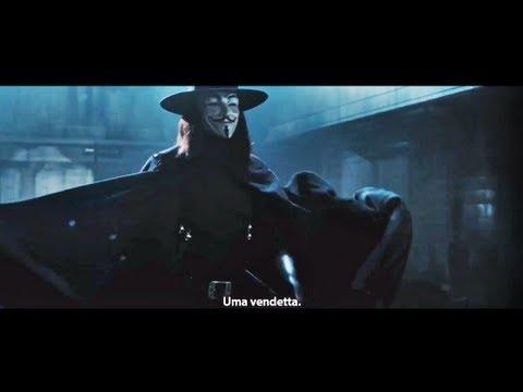 Trailer do filme A Máscara em que Você Vive