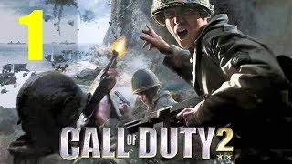 Call Of Duty 2 | Capitulo 1 | Español