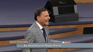 Be Healed and Made Whole with Kenneth Copeland (Air Date 9-26-17)