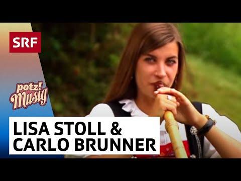 Lisa Stoll & Kapelle Carlo Brunner - Zungenbrecher - Potzmusig