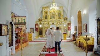 Видеосъемка венчания в качестве Ultra HD 4k в Москве