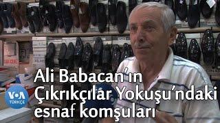 Esnaf Komşuları Ali Babacan'ın İstifasını Yorumladı