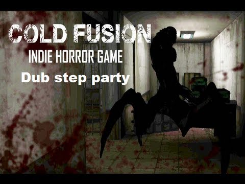 Cold Fusion: New horror dub step party (Face cam reaction)
