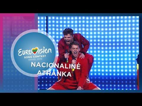 """""""120"""" - """"Nėra abejonių"""" - Nacionalinė Eurovizijos atranka"""