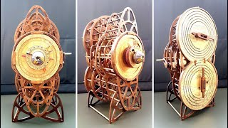 Scientists Have Just Fully Recreated The Design Of The Antikythera Mechanism For The First Time