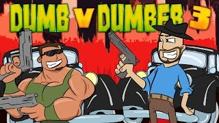 DUMB vs DUMBER 3 ★ Call of Duty Zombies