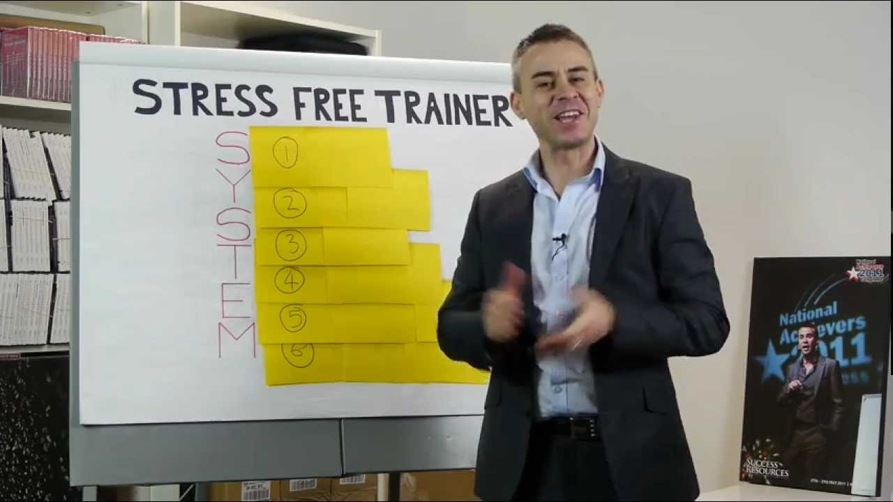 train the trainer presentation youtube
