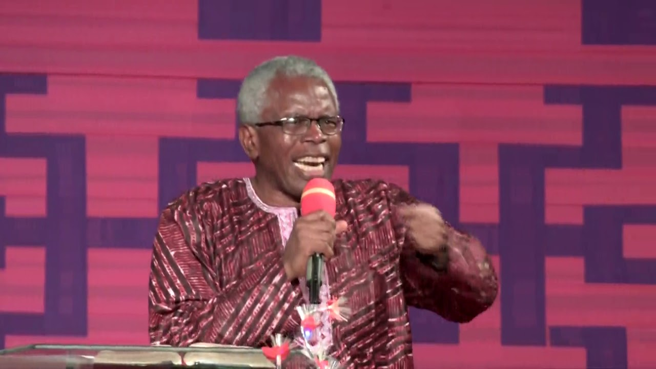 LAST MESSAGE OF JESUS 13: M.R. POPOOLA