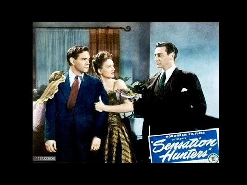 Club Paradise (1945, aka Sensation Hunters) Robert Lowery, Doris Merrick, Eddie Quillan - Crime
