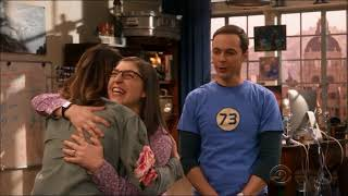 Meet the in-laws TBBT S11E24