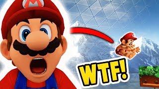 3 weitere UNMÖGLICHE Sprünge in Mario Odyssey 😵