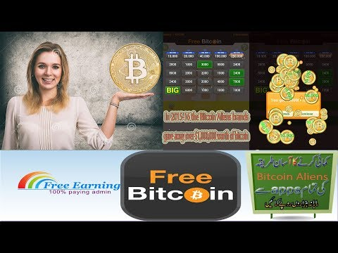 Earning By Freebitcoin App Bitcoin Alien