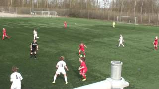 U18DM: BSF-Team Viborg 01-04-2017 Resultat: 1-4, 2.Halvleg del. 2