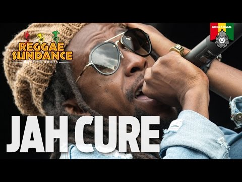 Jah Cure Live at Reggae Sundance 2016