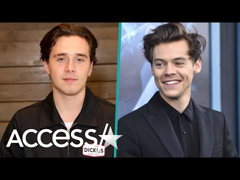 Brooklyn Beckham And Harry Styles Make List Of 'Most Eligible Bachelors In Britain'
