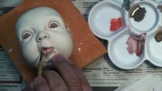 Having Fun with Babies - A Demonstration on the Making of Ceramic Sculpture