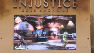 NYCC: Injustice - Catwoman vs. Green Arrow (Off-Screen)