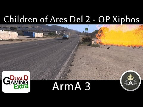 DualDGaming Extra & Anrop.se: ArmA3: Children of Ares - Del 2. Xiphos