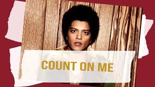 Baixar Count On Me - Bruno Mars