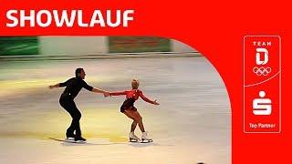 Aljona Savchenko & Bruno Massot: Probe für die Gold-Kür! | Team Deutschland | PyeongChang 2018