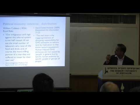 Doran Fund Annual Lecture | Dr Bhaskar Vira