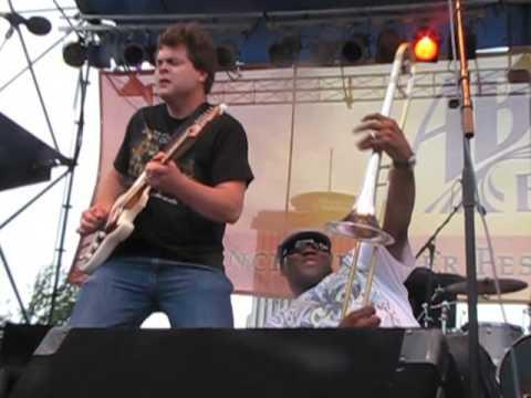 Big Sam's Funky Nation • Big Ole Booty