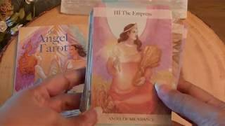 Angel Tarot by Jayne Wallace