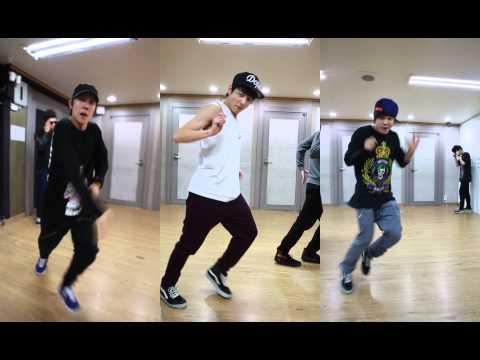 Dance practice by J-HOPE&지민&정국