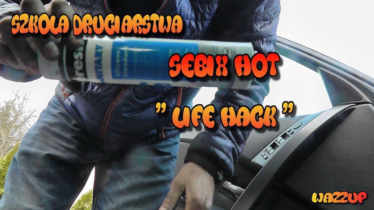 "Szkoła Druciarstwa Sebix Hot "" Life Hack "" Wazzup :)"