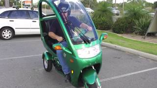 Xingmotors 3 wheeler