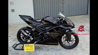 Modifikasi All New Honda CB150R Streetfire ala Honda CBR250RR Mp3